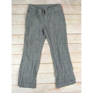 Banana Republic Martin Cuffed Trousers Dress Pants